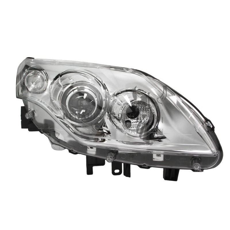 Valeo 043622 jobb első lámpa D1S Laguna III