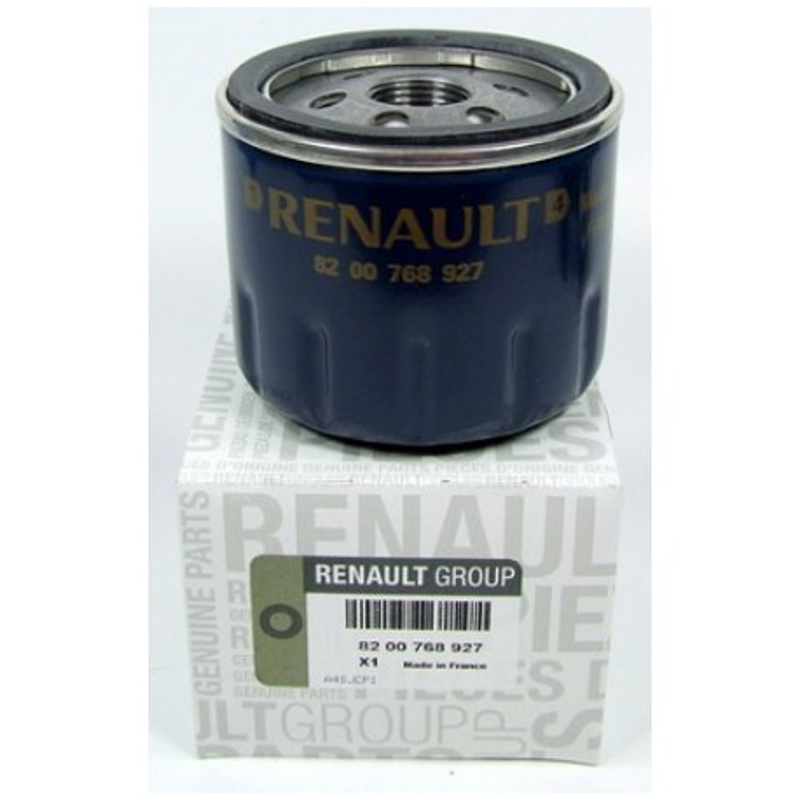 Renault gyári alkatrészek, Renault 8200768927 olajszűrő