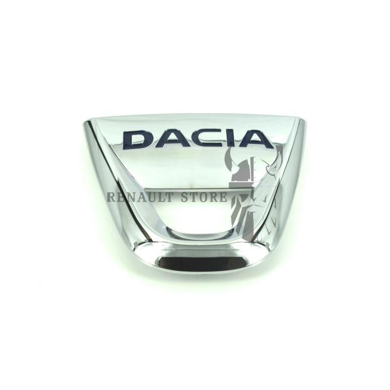 Dacia gyári alkatrészek, Dacia 908894079R hátsó embléma