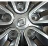 Renault gyári felniközép sötét ezüst