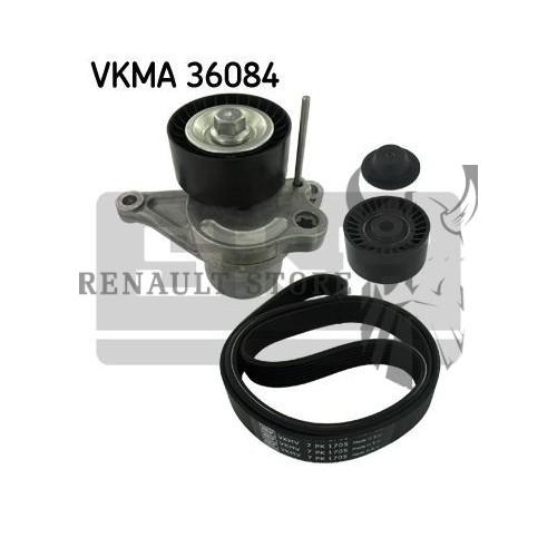 Renault alkatrészek, SKF VKMA36084 ékszíj készlet