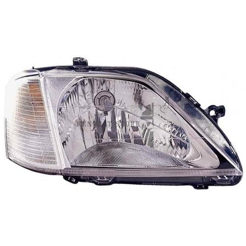 Dacia gyári alkatrészek, Dacia Logan 6001546789 jobb fényszóró