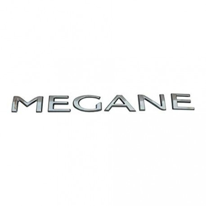 Renault gyári alkatrészek, Renault 908922947R Megane IV felirat