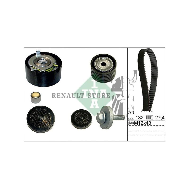Renault alkatrészek, INA 530063910 vezérlés készlet