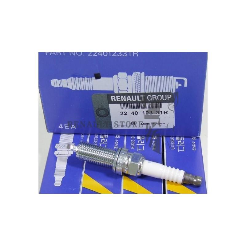 Renault gyári alkatrészek, Renault 224012331R gyújtógyertya M4R
