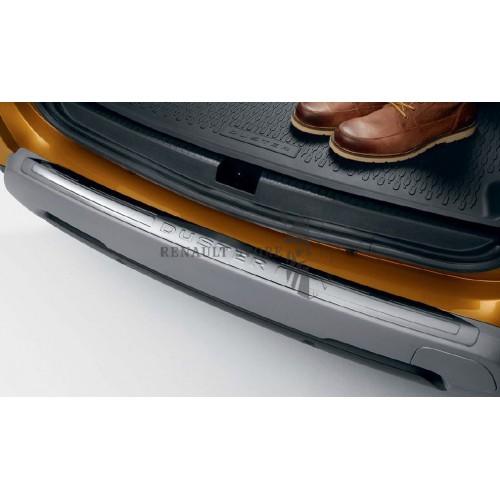 Dacia gyári tartozékok, Daca Duster 8201700249 csomagtér küszöb védő