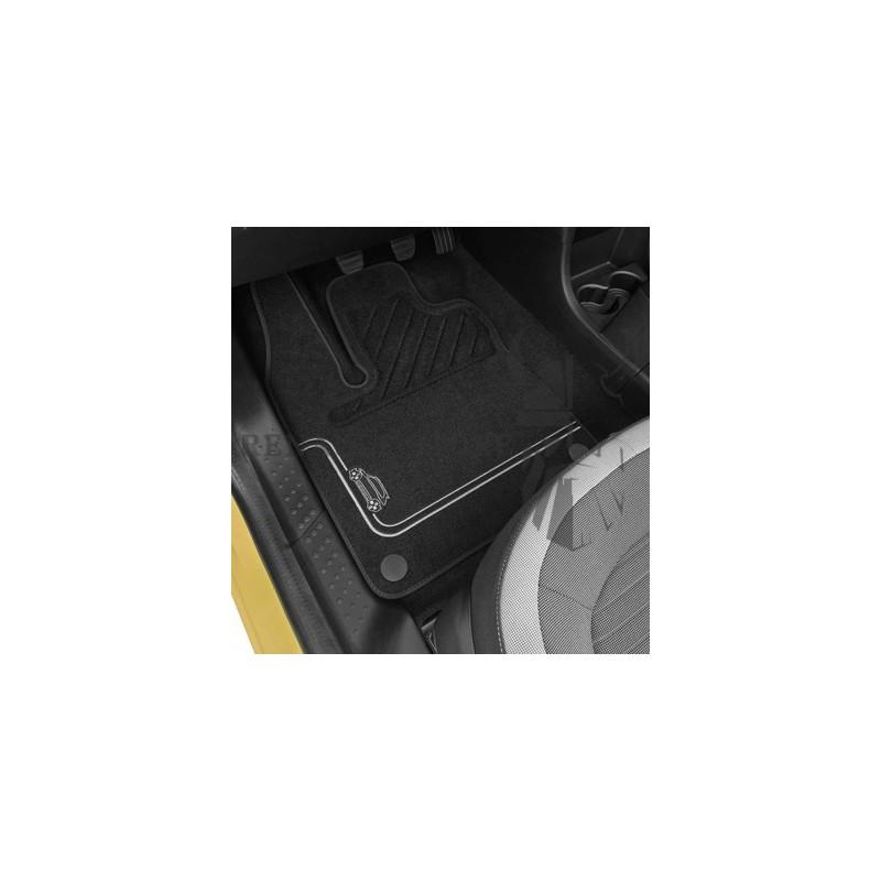 Renault gyári tartozékok,Renault 8201476011 Twingo III szőnyeg, szürke