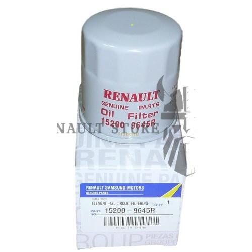 Renault gyári alkatrészek, Renault 152009645R olajszűrő