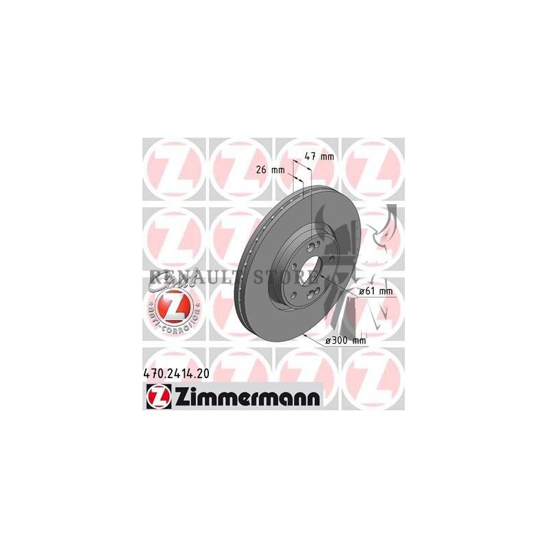 Renault Zimmermann 470.2414.20